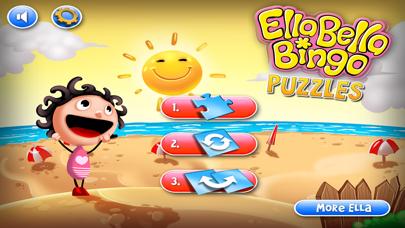 Ella Bella Puzzles screenshot one