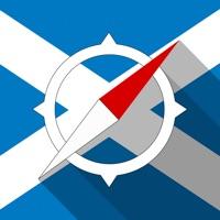 Scotland Offline Navigation
