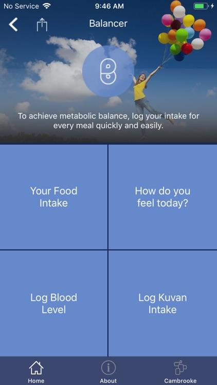 Metabolic Balancer screenshot-3