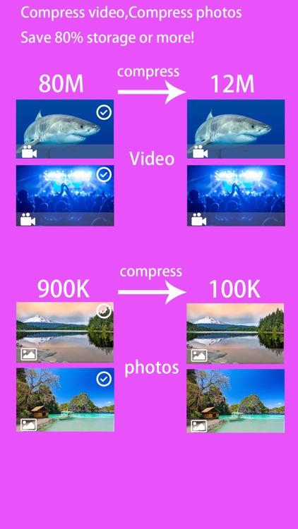 Compress -Compress video/photo screenshot-0