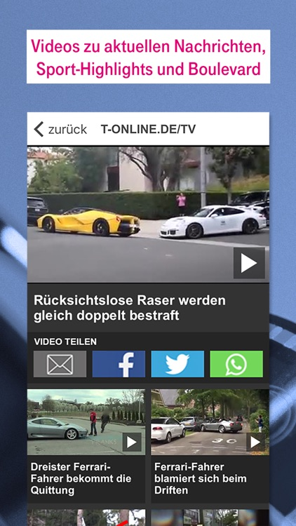 t-online.de Nachrichten screenshot-4