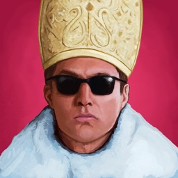 The Young Pope Second Screen