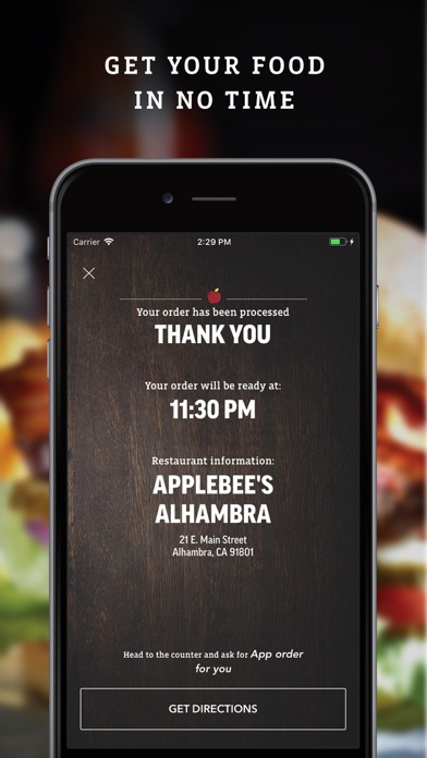 Applebee's for Windows