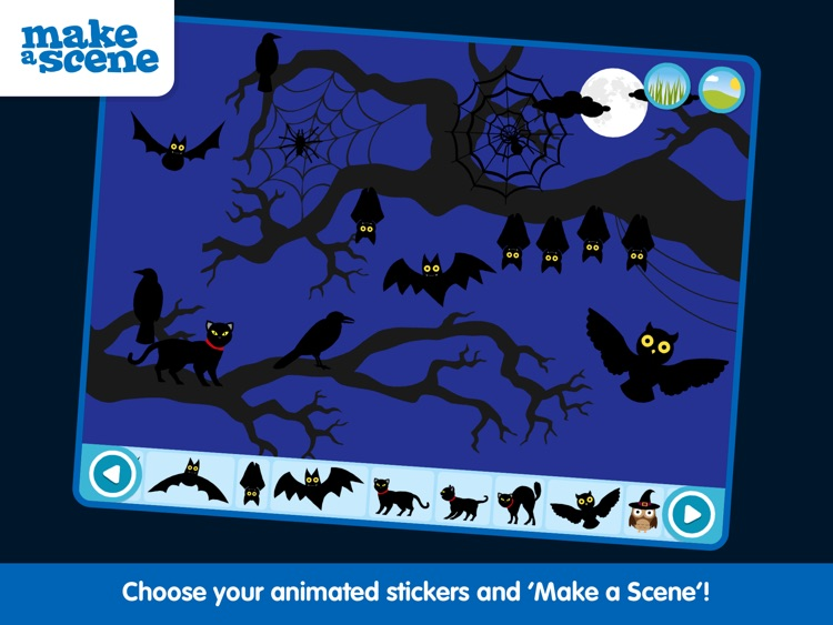 Make a Scene: Halloween screenshot-4