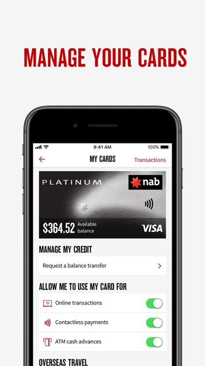 NAB Mobile Banking screenshot-5