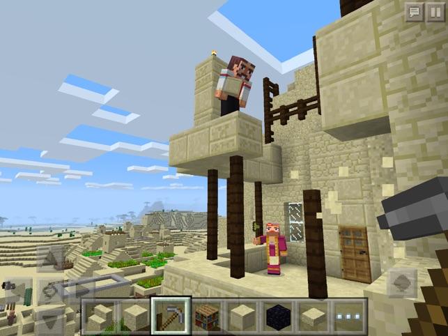 Minecraft Im App Store - Minecraft gratis spielen ohne download