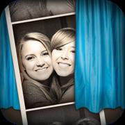 Auto Photo Kloning kamera - en retro stil Photo Booth