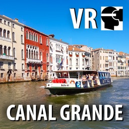 Canal Grande Boat Trip through Venice