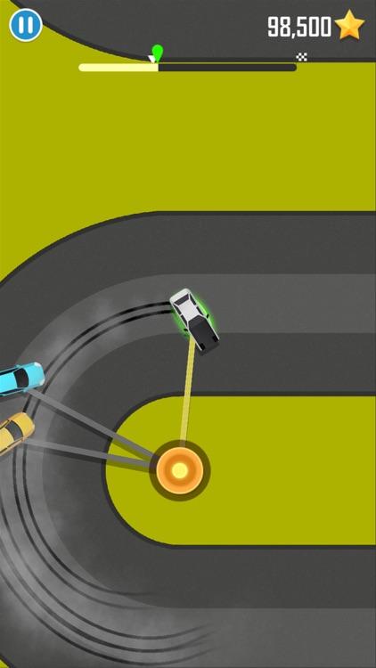 Rope Drift Race