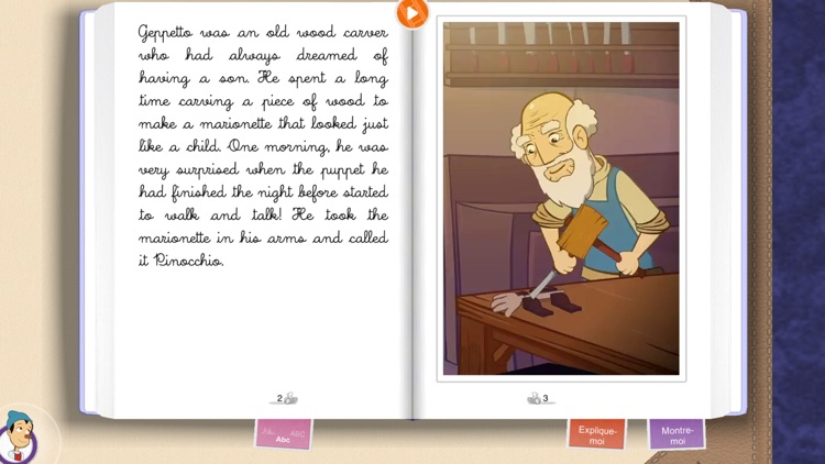 Pinocchio By Chocolapps screenshot-1