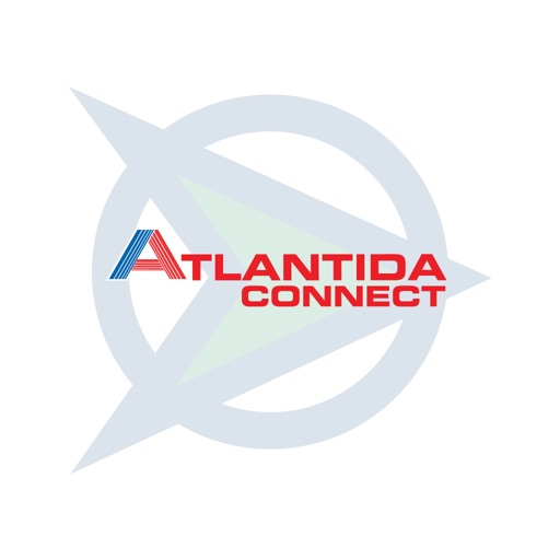 Atlantida Connect Money Transfers application logo