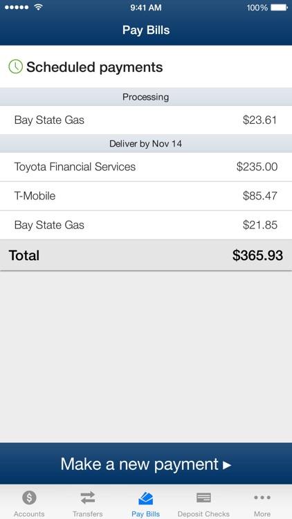 Service CU Mobile Banking screenshot-3