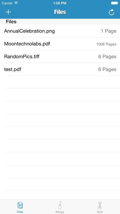 PDF - Split & Merge screenshot-4