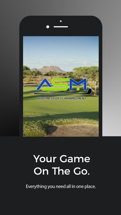 ASM Golf App-0