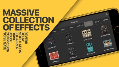 Screenshot #2 pour BIAS FX - Guitar Amp & Effects