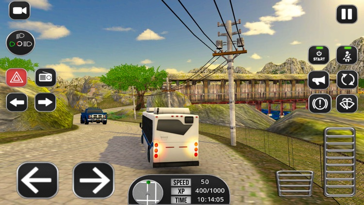 Coach Bus Driver Academy 3D screenshot-3