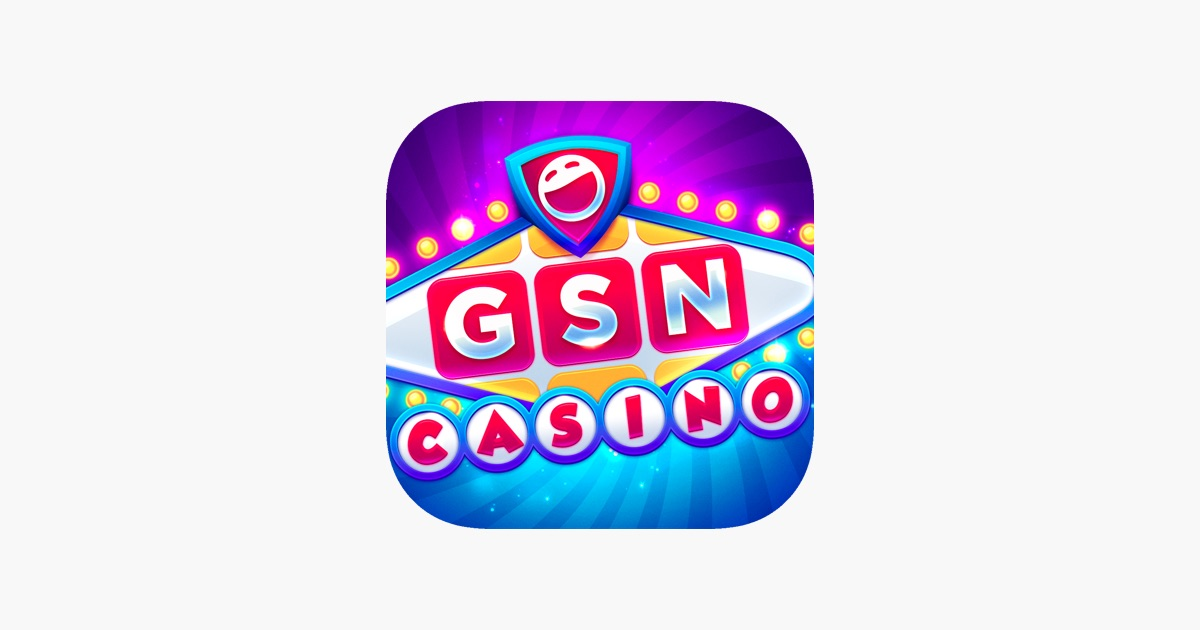 gsn casino app store