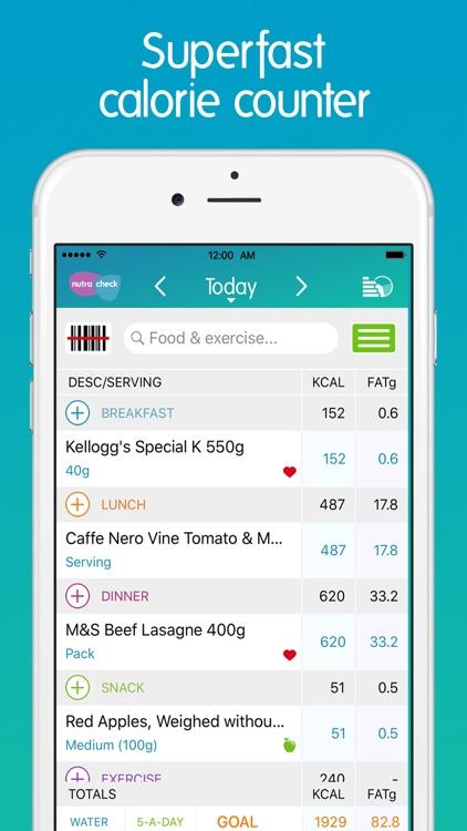 Calorie Counter + screenshot-0