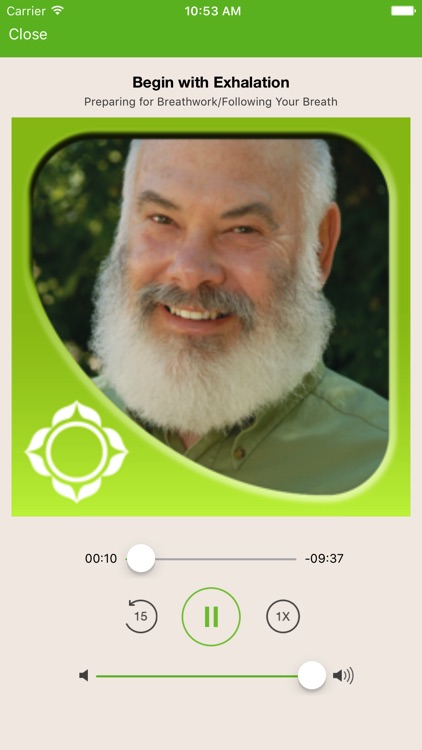 Breathing - Andrew Weil screenshot-1
