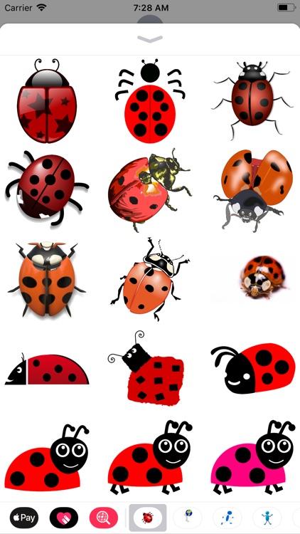 My Ladybug Sticker Pack screenshot-3