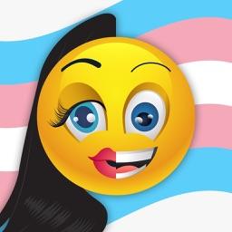 Transgender Emoji Keyboard App