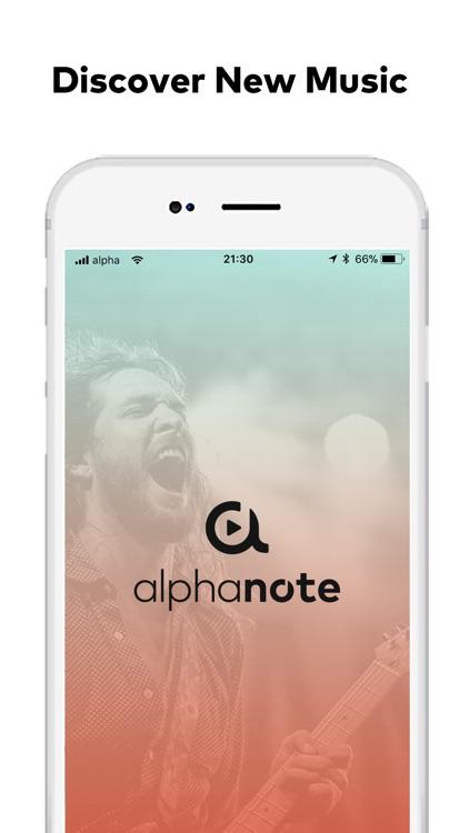 alphanote-music&audio