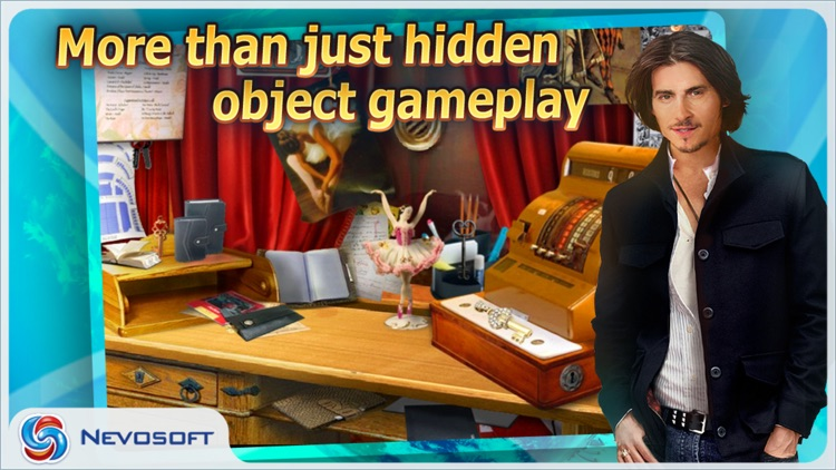 Million Dollar Quest: hidden object adventure Lite