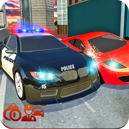 City Police Car Driving