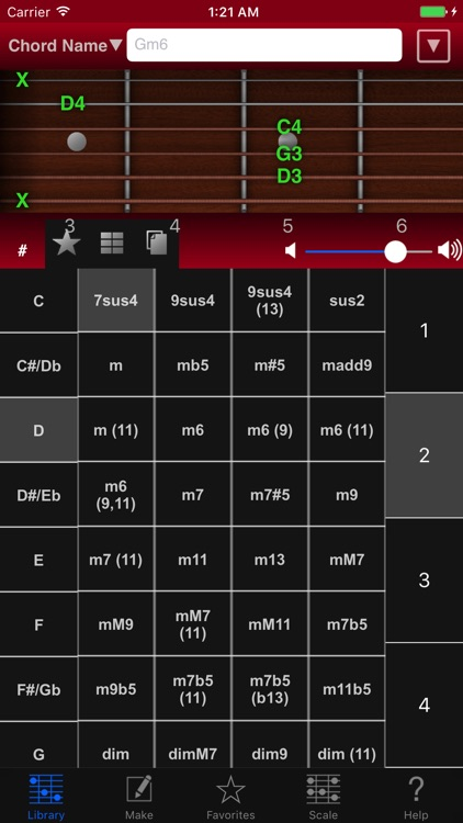Guitar Kit - Guitar Chords screenshot-0