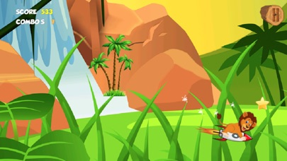 The Jungle Squirrel On Journey screenshot 4