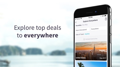 Skyscanner - Travel Deals iPhone