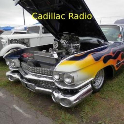 Cadillac radio classic rock