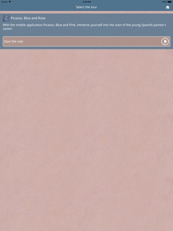 Picasso. Bleu et Rose screenshot 7