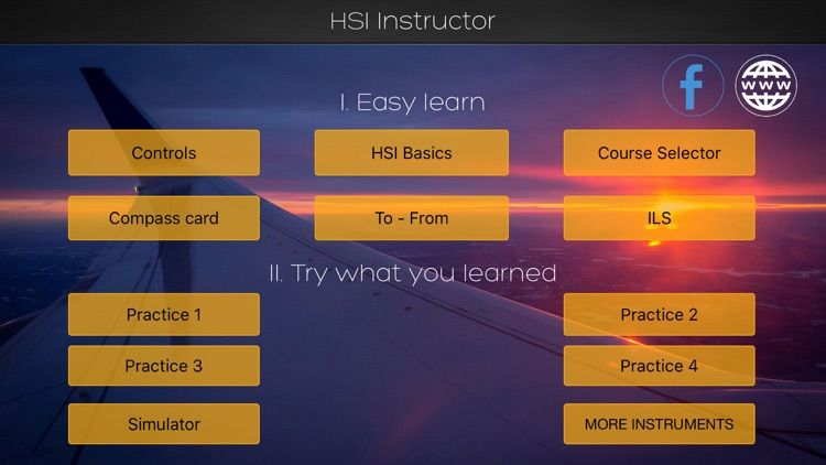 HSI (IFR) Instructor by FlyGo