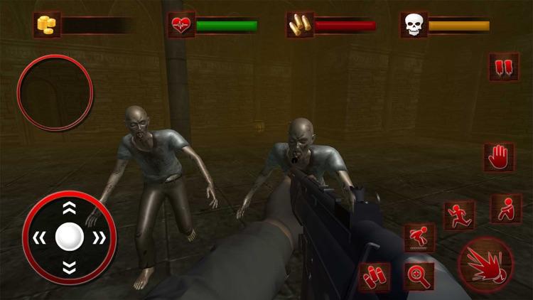 Grand Zombies Dead War 18 screenshot-3