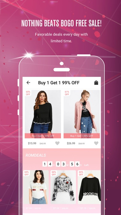 download ROMWE - Women's Fashion apps 4