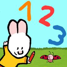 Louie teach me how to count
