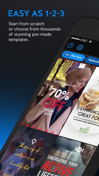 Flyr - Social Video Studio screenshot-0