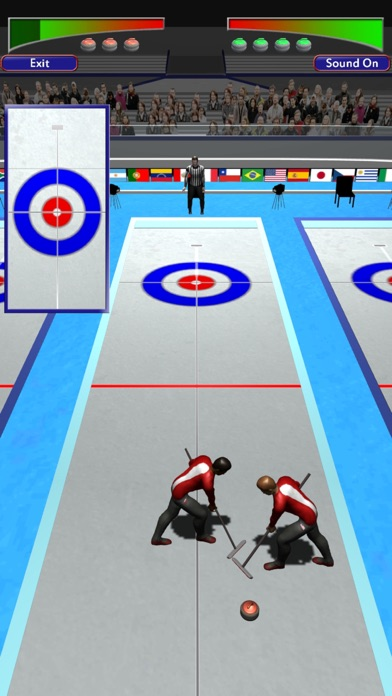 Curling OnLine screenshot 2