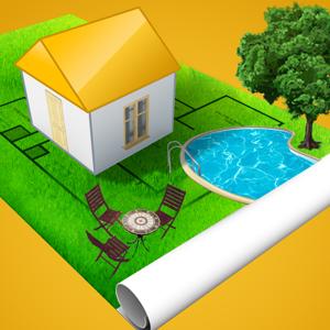 Home Design 3D Outdoor Garden app