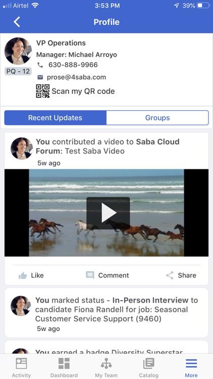 Saba Cloud screenshot-6