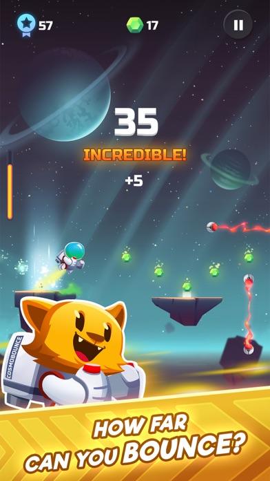 Cosmo Bounce screenshot 1