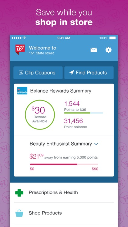Walgreens screenshot-4