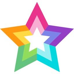 Rainbow Stars!