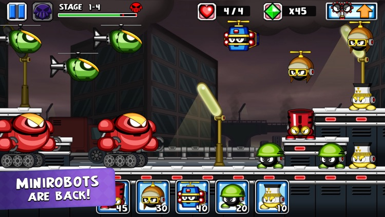 Tiny Defense 2 screenshot-0