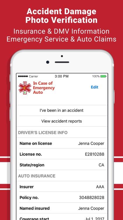 ICE Auto Insurance Standard screenshot-4