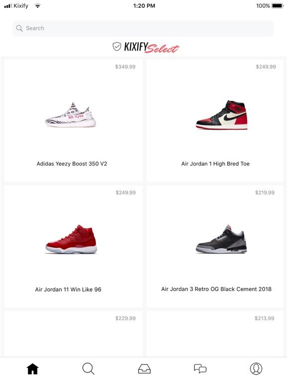 65057447d02 KIXIFY - Buy   Sell Sneakers screenshot ...