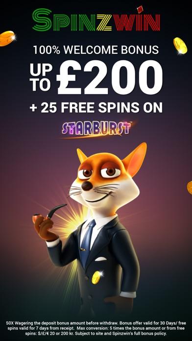 Spinzwin: Online Casino Slots screenshot one