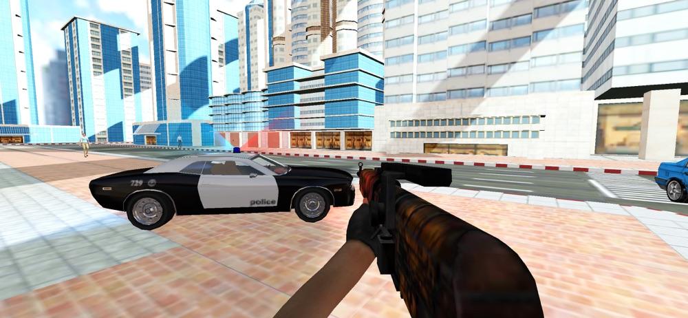 Cop Bullet : Gang War Fighting hack tool