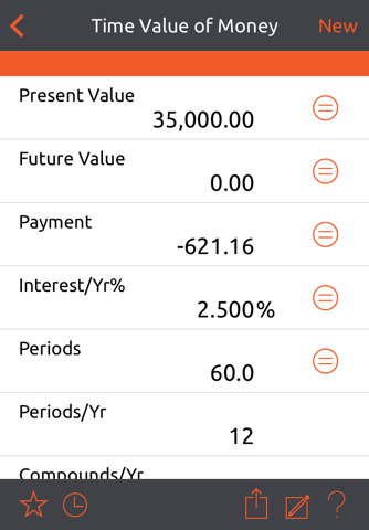 powerOne Finance Pro screenshot 2